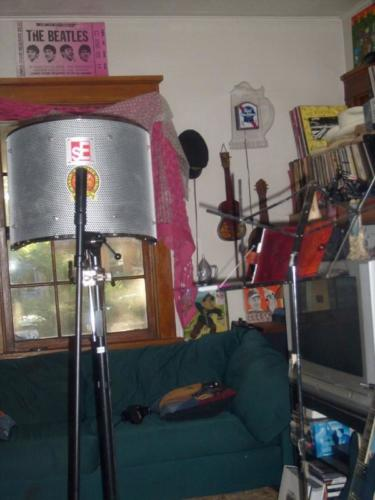 vocal grill